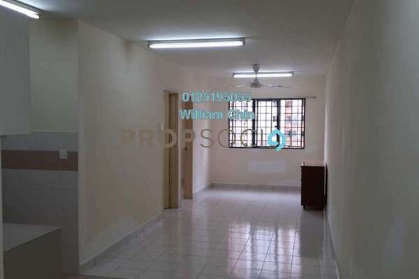 For Rent Apartment at Flora Damansara, Damansara Perdana Freehold Unfurnished 3R/2B 1k