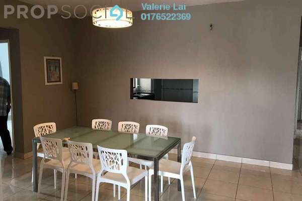 For Rent Condominium at Casa Indah 1, Tropicana Freehold Fully Furnished 4R/3B 2.1k