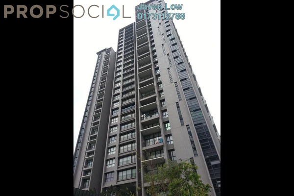 For Sale Condominium at Damansara Avenue, Bandar Sri Damansara Freehold Semi Furnished 3R/2B 870k