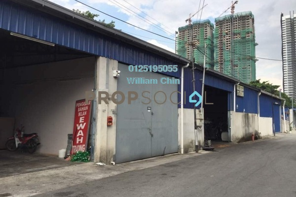For Rent Factory at Jinjang Utara, Jinjang Freehold Unfurnished 0R/0B 10k