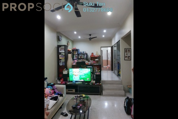 For Sale Terrace at Kepong Baru, Kepong Freehold Semi Furnished 3R/2B 715k