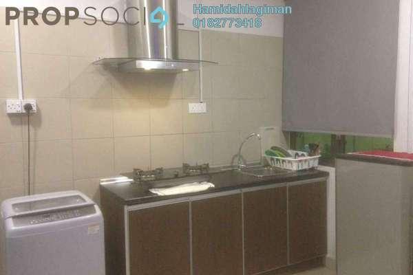 For Sale Condominium at Univ 360 Place, Seri Kembangan Freehold Fully Furnished 0R/1B 330k