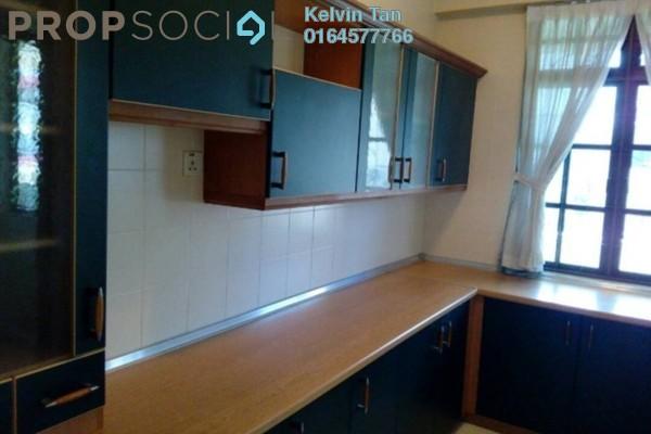For Rent Apartment at Desa Bunga, Pulau Tikus Freehold Fully Furnished 3R/2B 1.8k
