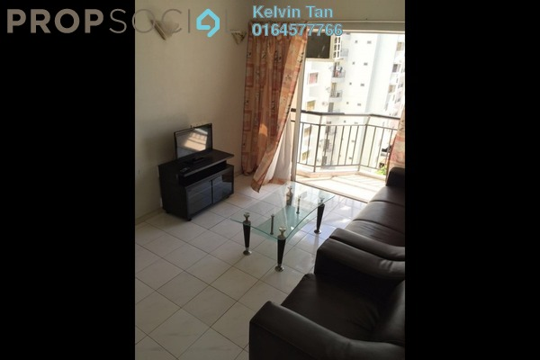 For Sale Condominium at Villa Emas, Bayan Indah Freehold Fully Furnished 3R/2B 440k