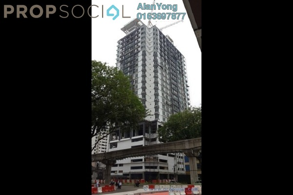 For Rent Condominium at Vue Residences, Titiwangsa Freehold Fully Furnished 1R/1B 2.1k