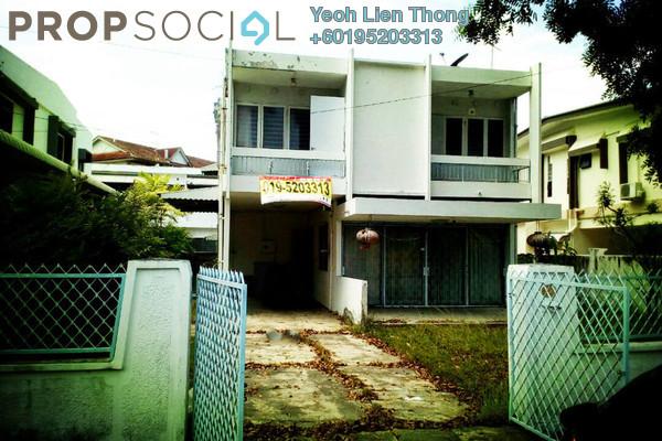 For Rent Bungalow at Bukit Gelugor, Gelugor Freehold Unfurnished 4R/3B 4.5k