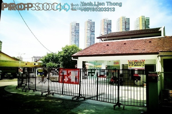 For Sale Semi-Detached at Greenlane, Bukit Jelutong Freehold Unfurnished 3R/2B 3.6m
