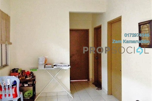 For Sale Apartment at Saujana Gombak Apartment, Batu Caves Freehold Unfurnished 3R/2B 349k