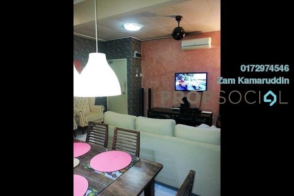For Sale Apartment at Sri Baiduri, Ampang Freehold Semi Furnished 3R/2B 278k