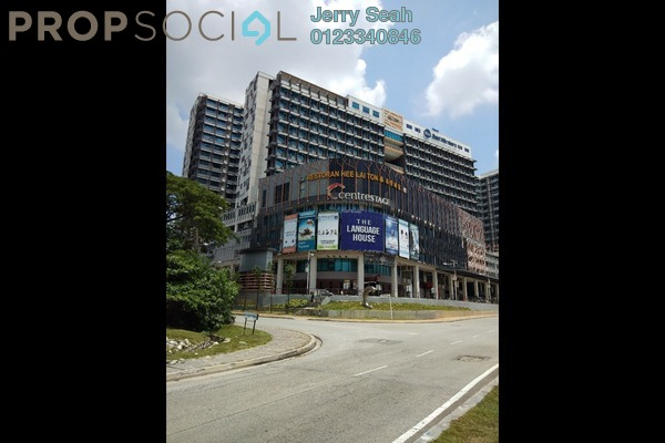 For Rent Serviced Residence at Centrestage, Petaling Jaya Freehold Fully Furnished 1R/1B 1.45k