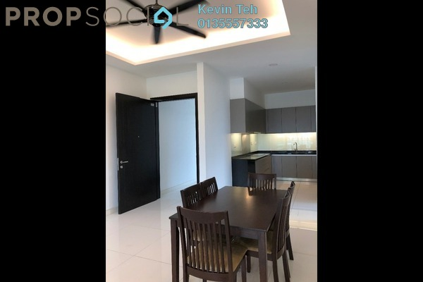 For Rent Condominium at 100 Residency, Setapak Freehold Fully Furnished 4R/4B 3.5k