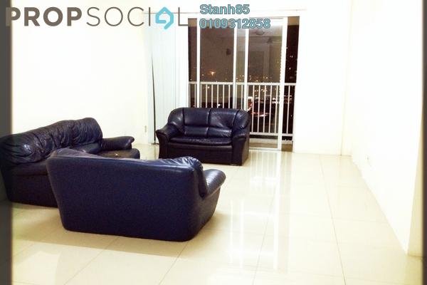 For Rent Condominium at Platinum Lake PV15, Setapak Freehold Semi Furnished 4R/2B 2k