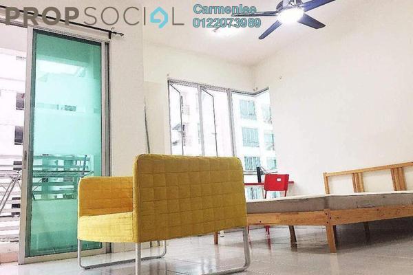 For Rent Condominium at Casa Tiara, Subang Jaya Freehold Fully Furnished 1R/1B 1.5k