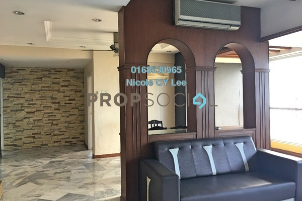 For Sale Apartment at Lavinia Apartment, Sungai Nibong Freehold Fully Furnished 4R/2B 880.0千