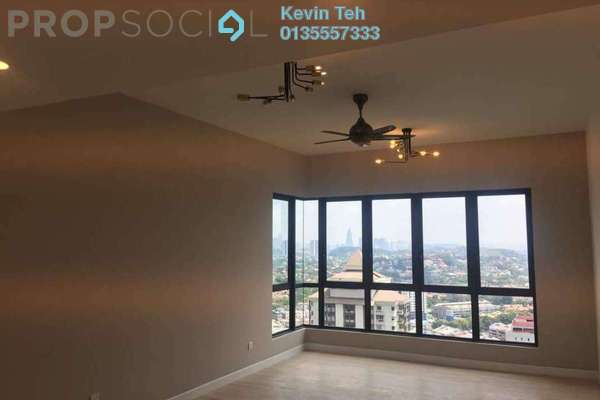 For Sale Condominium at Residensi 22, Mont Kiara Freehold Semi Furnished 4R/6B 2.63m