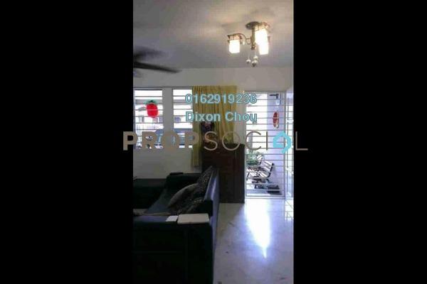For Sale Terrace at Taman Menjalara, Bandar Menjalara Freehold Semi Furnished 3R/2B 628k