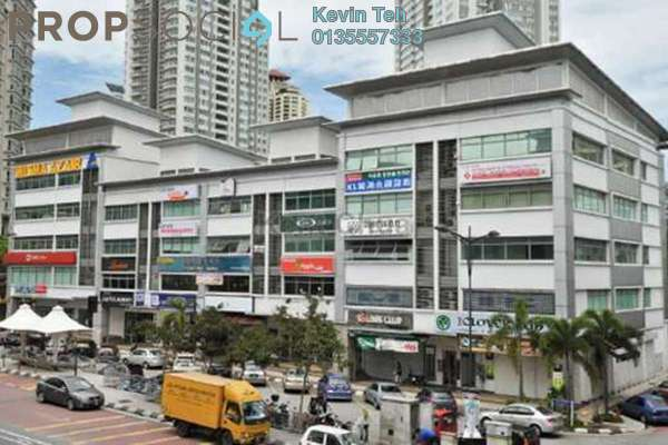 For Rent Shop at Solaris Mont Kiara, Mont Kiara Freehold Semi Furnished 0R/0B 14k