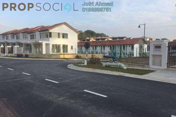 For Rent Terrace at Rimbun, Bandar Kinrara Freehold Unfurnished 4R/2B 1.8k