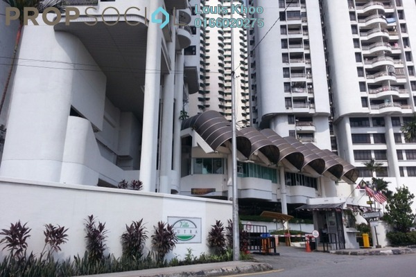 For Sale Condominium at Villa Putera, Putra Freehold Fully Furnished 3R/2B 575k