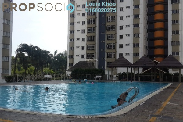 For Sale Condominium at Endah Regal, Sri Petaling Freehold Fully Furnished 3R/2B 370k