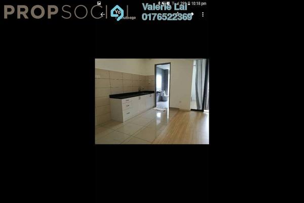 For Rent Condominium at You One, UEP Subang Jaya Freehold Semi Furnished 1R/1B 1.6k
