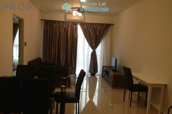 For Rent Condominium at Pacific Place, Ara Damansara Freehold Fully Furnished 2R/3B 2k