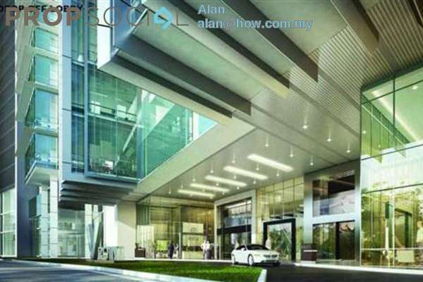 For Rent Office at KL Eco City, Mid Valley City Freehold Unfurnished 0R/0B 25.4k