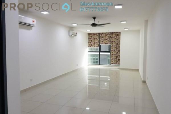 For Rent SoHo/Studio at Atria, Damansara Jaya Freehold Semi Furnished 1R/1B 1.3k