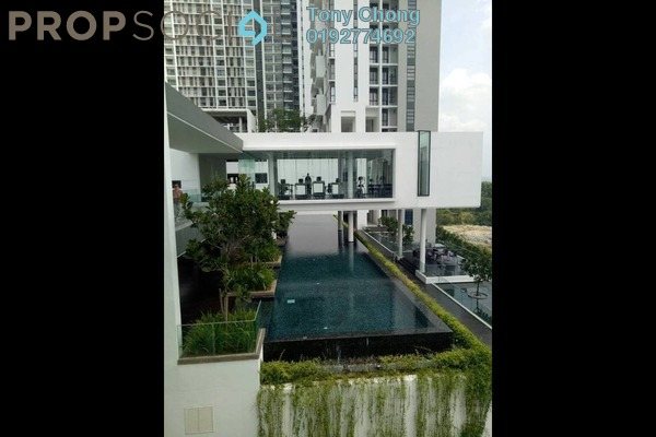 For Rent Condominium at CloudTree, Bandar Damai Perdana Freehold Unfurnished 4R/2B 1.5k