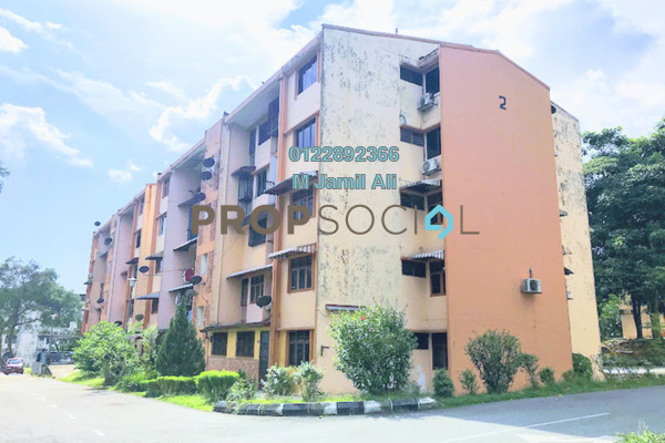 For Sale Apartment at Ampang Jaya, Ampang Leasehold Unfurnished 3R/1B 200k
