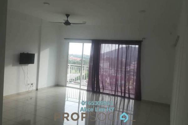For Rent Condominium at Fiera Vista, Sungai Ara Freehold Semi Furnished 3R/3B 1.5k