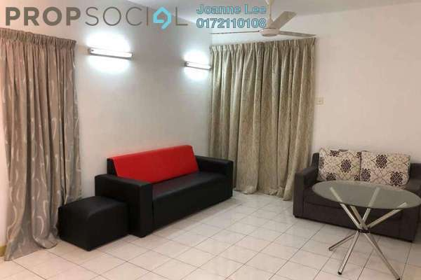 For Sale Apartment at D'Aman Crimson, Ara Damansara Freehold Semi Furnished 3R/2B 428k