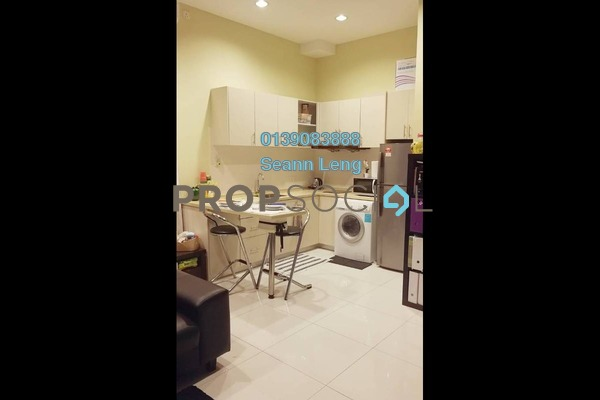 For Rent Condominium at Vue Residences, Titiwangsa Freehold Fully Furnished 1R/1B 2k