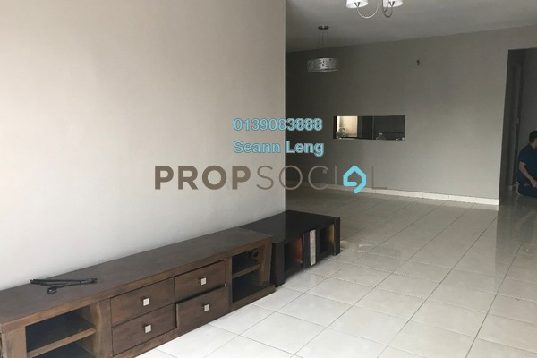 For Rent Condominium at Casa Indah 1, Tropicana Freehold Semi Furnished 2R/3B 2.05k