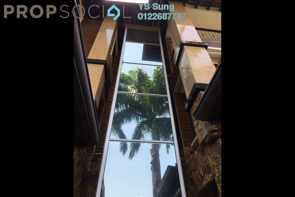 For Sale Bungalow at TTDI Hills, TTDI Freehold Semi Furnished 6R/6B 8.9m