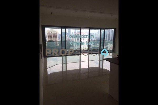 For Sale Serviced Residence at The Sentral Residences, KL Sentral Freehold Semi Furnished 2R/3B 2.2m