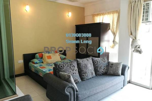For Rent Condominium at Ritze Perdana 1, Damansara Perdana Freehold Fully Furnished 1R/1B 1.1k