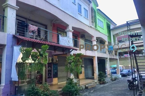 For Sale Shop at Bandar Tasik Puteri, Rawang Freehold Unfurnished 0R/2B 200k