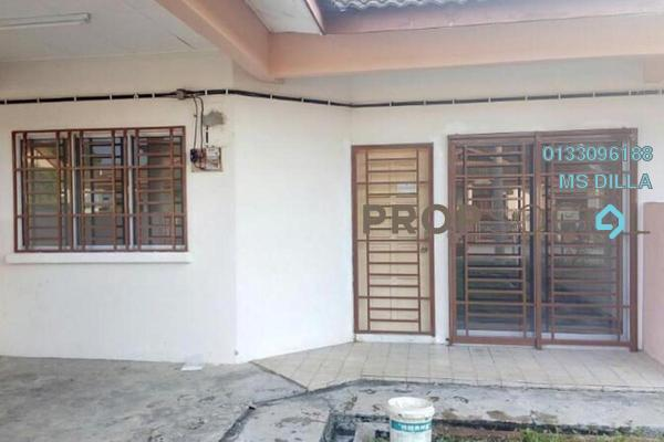 For Sale Terrace at Alam Perdana, Kuala Selangor Freehold Unfurnished 3R/2B 280k