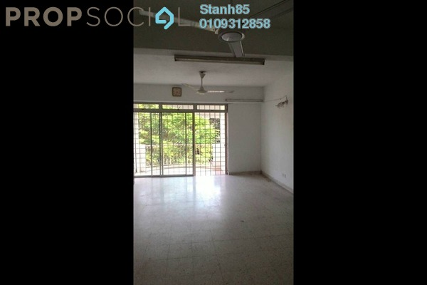 For Rent Condominium at Intan Apartment, Setiawangsa Freehold Semi Furnished 3R/2B 1.5k