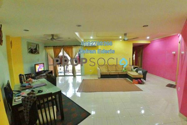 For Sale Condominium at Zamrud Apartment, Old Klang Road Freehold Semi Furnished 3R/2B 400k