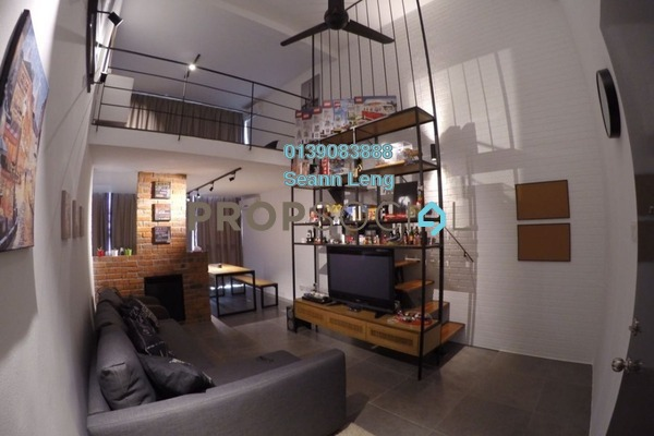 For Rent Condominium at Empire Damansara, Damansara Perdana Freehold Fully Furnished 1R/2B 2.2k