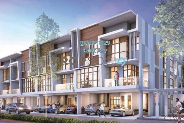 For Sale Condominium at Botanika, Johor Bahru Freehold Semi Furnished 5R/6B 1.53m