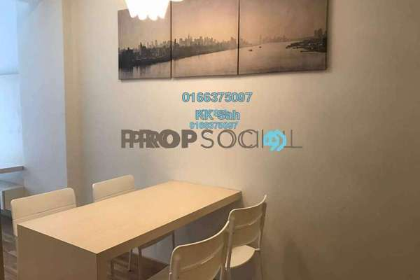 For Sale Apartment at Taman Sri Tanjung, Semenyih Freehold Fully Furnished 3R/2B 196k