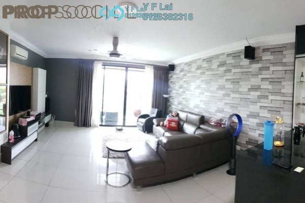 For Sale Condominium at Papillon Desahill, Taman Desa Freehold Fully Furnished 3R/2B 1.37m