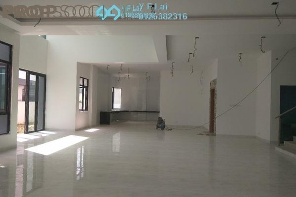 For Sale Bungalow at Bluwater Estate, Seri Kembangan Leasehold Semi Furnished 6R/6B 4.2m