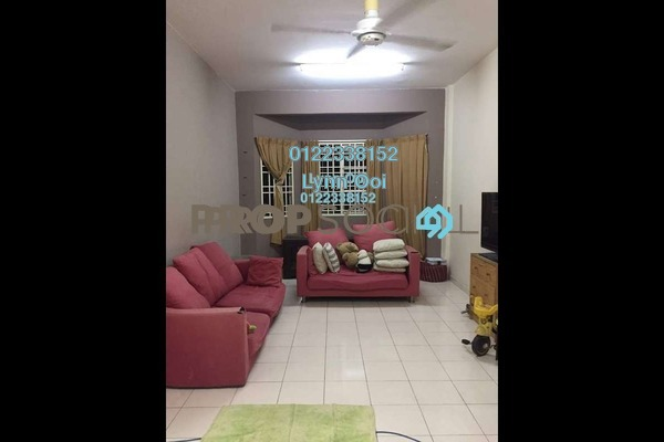 For Rent Apartment at Mewah Court, Cheras South Freehold Semi Furnished 3R/2B 900translationmissing:en.pricing.unit