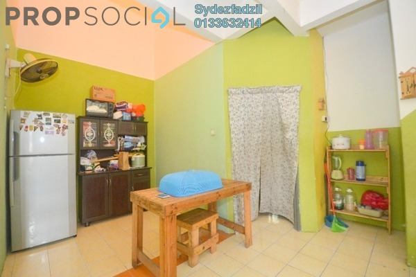 For Sale Terrace at Kampung Bukit Naga, Shah Alam Freehold Unfurnished 4R/3B 380k