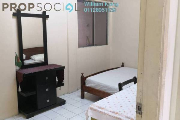 For Rent Condominium at Seri Cendekia Apartment, Cheras Freehold Fully Furnished 3R/1B 1.25k
