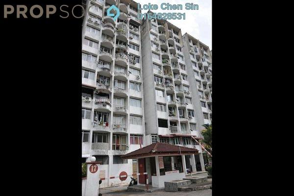 For Rent Condominium at Desa Permata, Farlim Freehold Semi Furnished 3R/2B 750translationmissing:en.pricing.unit